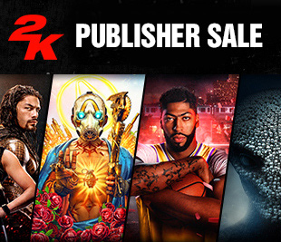 2K Publisher Sale, up to -83% image